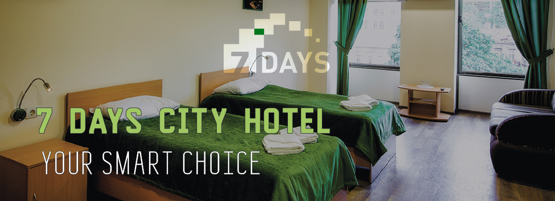 hotel in Dnipro inexpensively